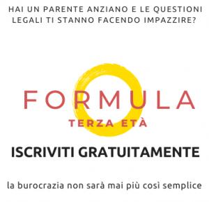 Formula Terza Età Poretti Passalacqua
